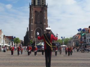 Jeugd taptoe Delft 2017