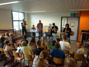 Scholenbezoek de Triangel Delfgauw 2015